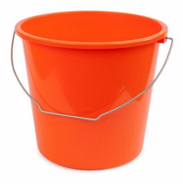 Ведро Ведро  7,0л б/к мет/руч МИКС. Очень легкое, оно составляет достойную конкуренцию тяжелым эмалированным изделиям. Его используют для полива растений, хранения мусора, сбора урожая, уборки помещен