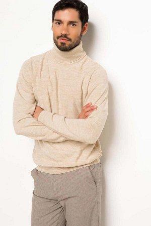Пуловер - водолазка