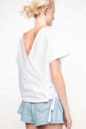 футболка Cotton 20% Polyester 80%