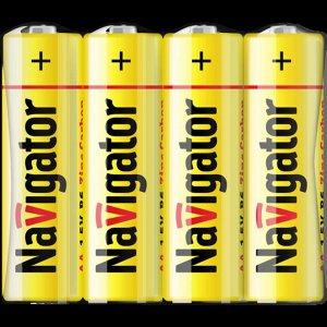 Батарейки NAVIGATOR 94 759 R6-SH4 (60\600)(Цена за 4 шт.)