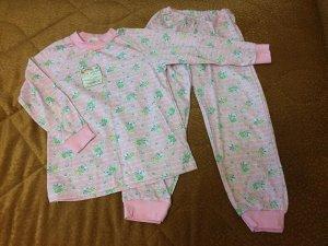 Пижама на худенькую девочку до 116 см