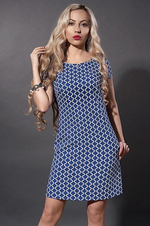 Платье, р. 48 Цвет синий