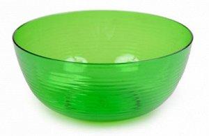 Салатник Салатник 1,0л [ФРЭШ] ЯБЛОКО. Салатники Fresh на 1 литр неизменно притягивают к себе взгляд, благодаря сочной цветовой палитре и оригинальному оформлению стенок, ребристая поверхность которых