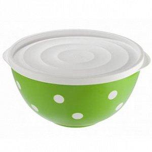 Салатник Салатник  2,0л [MARUSYA] с/кр ЛУГОВОЙ-БЕЛЫЙ. Пластиковая посуда от Berossi отличается высоким качеством и продуманным дизайном. Примером тому может служить удобный двухлитровый салатник Marus