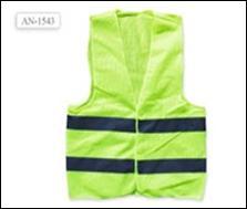 Светоотражающий жилет, цвет ЖЁЛТЫЙ, размер XL