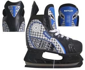 Коньки хоккейные PW-210А