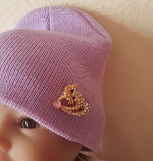 шапка детская (лаванда)