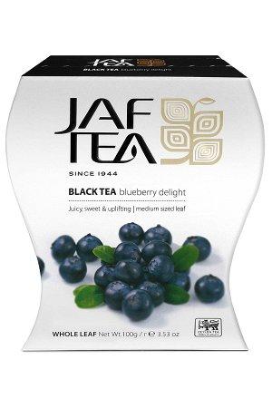 Чай JAF Blueberry Delight черный, 100г
