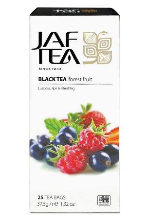 Чай JAF Forest fruit черный, 25пак