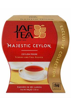Чай JAF Majestic Pekoe черный, 100г