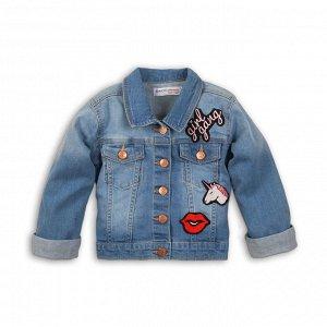 джинсовая куртка фирмы Minoti