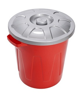 Бак Бак 24,0л с крышкой [ГРОССО]. Многофункциональные баки из пластмассы используются для хранения пищевых продуктов и воды. Особенно актуальны баки для тех мест, где в летний период случаются профила