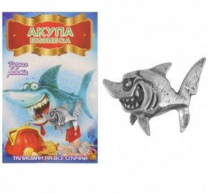 Кошельковая акула бизнеса, олово (в упаковке)