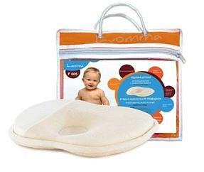 Подушка детская ортопедическая с эффектом памяти