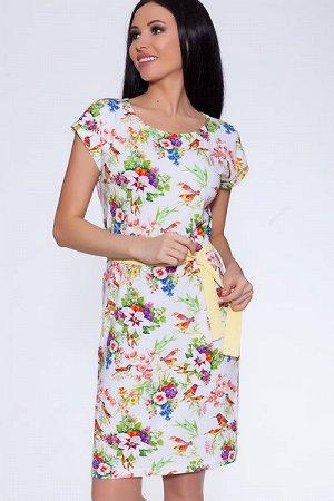 ♥REMIX-платье 7418