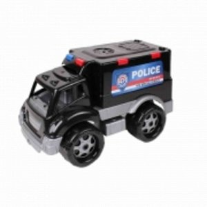 "Машина ""Полиция"", черная 33*19*20,5"