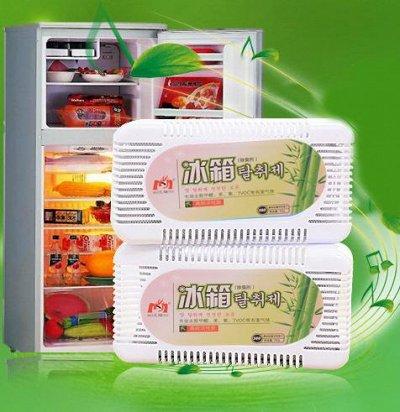 Ликвидация! 💥 Товары для дома - Молниеносная раздача!  — Поглотитель запахов для холодильника — Ароматизаторы