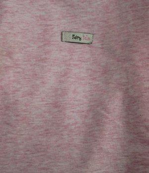 Боди розовое