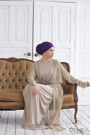 Комплект «Шик»: Платье+ абая накидка