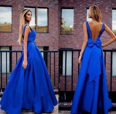 👗Отличные платья 2021+новинки весны и лета ! — Длинные платья и средней длины — Длинные платья