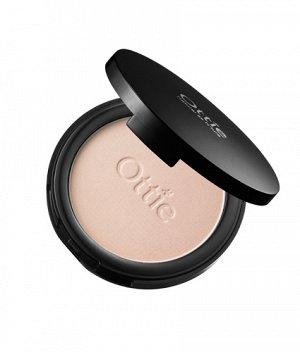 Компактная пудра для лица Ottie Silky Touch Compact Powder,9g