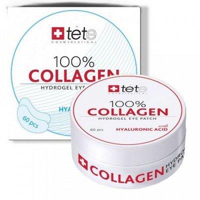 Tete Cosmeceutical - косметика из Швейцарии    — всё для кожи вокруг глаз, и суперпатчи здесь — Уход для век и губ
