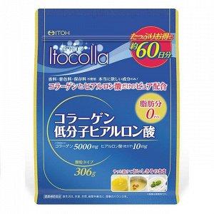 ITOH Коллаген с гиалуроной кислотой Itocolla 306