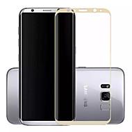 Стекло защитное закаленное на весь экран Samsung Galaxy S8 plus