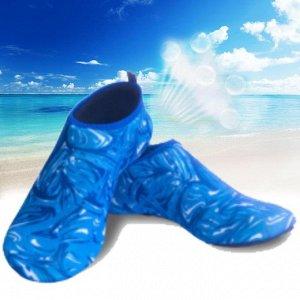 Аква тапки Покупка тапочек Aqua - правильное решение для тех, кто хочет защитить свои ноги при купании.В  тапочках с нескользящей черной  подошвой на море и в бассейне вы будете чувствовать себя макси