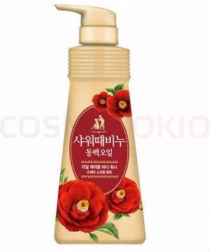 Жидкое мыло для тела «Mukunghwa» («Премиум ароматерапия - Камелия») 500 мл / 6