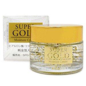 Super Gold Moister Cream Dzyun Увлажняющий крем для лица с золотом 50g