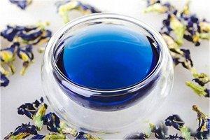 Органический синий чай из Тайланда