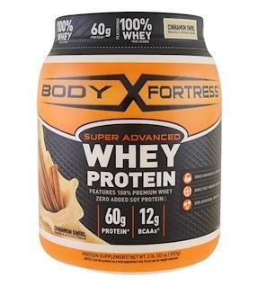 Body Fortress, Super Advanced Whey Protein Powder 907 g