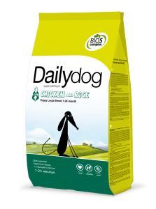 Премиум корма + Наполнители, смываемые в унитаз! — DailyDog PUPPY — Корма