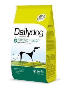 Премиум корма + Наполнители, смываемые в унитаз! — DailyDog Adult — Корма