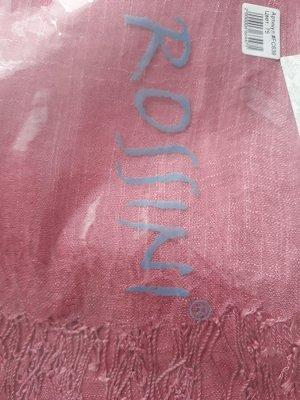 Платок розового цвета, реальное фото