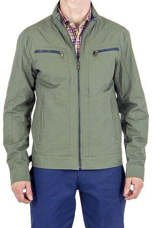 Куртка лето зелёная