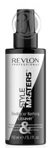 Revlon style masters спрей для выпрямления волос с термозащитой 150 мл БС
