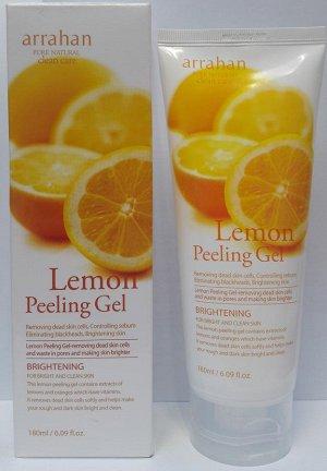 """Arrahan"" Гель отшелушивающий для лица Peeling Gel Lemon, 180 мл"