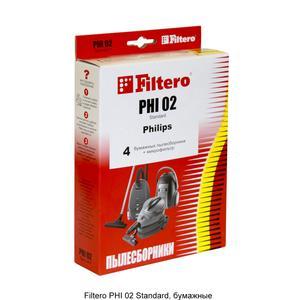 Filtero PHI 02 (4+ф) Standard, пылесборники