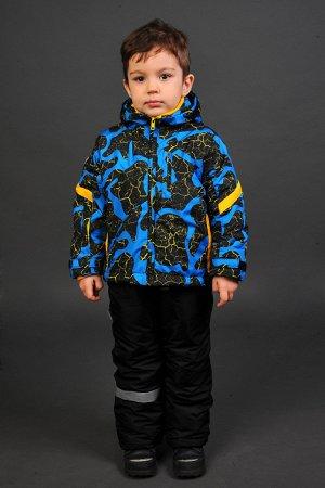 Осенний костюм для мальчика, новый, р. 116.
