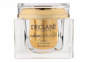 Крем-люкс питательный для тела с экстрактом черной икры / Caviar Perfection Luxury Anti-Wrinkle Body Butter/200мл