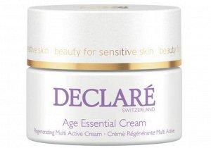 NEW! Крем для лица регенерирующий комплексного действия / Age Essential Cream/50мл