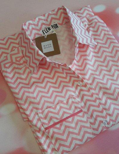 Твой гардероб с быстрой доставкой! Поступление школы! — *Скидка 20%!!! Стильные домашние рубашки от ELEN FOX — Рубашки
