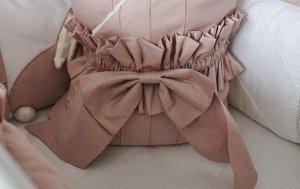 Бант на одеяло-конверт