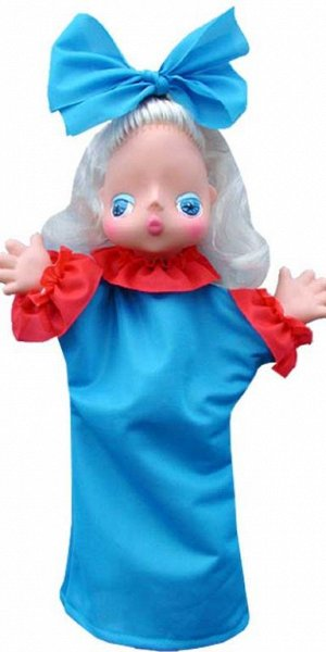 Кукла би-ба-бо Мальвина арт.5-С-44