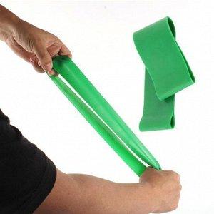 Фитнес Резинка - Зеленая Medium