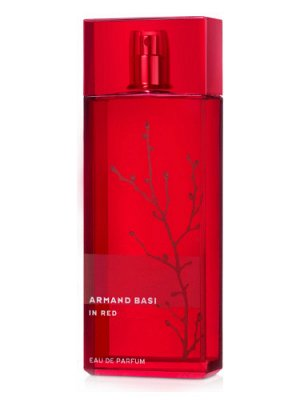 ARMAND BASI IN RED lady TEST 100ml edp парфюмированная вода женская Тестер
