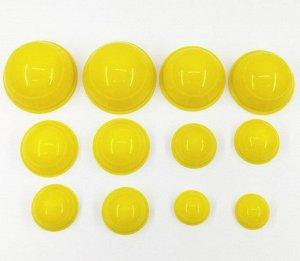 Набор вакуумных силиконовых банок