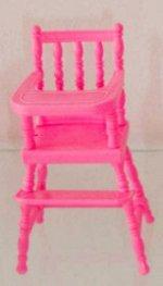 Стульчик для кормления (для кукол до 8 см)